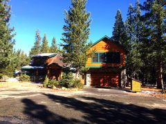 #22 - Beautiful Log Cabin in South Lake Tahoe
